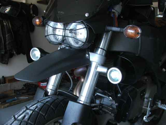 Buell Motorcycle Forum Driving Lights For The Uly