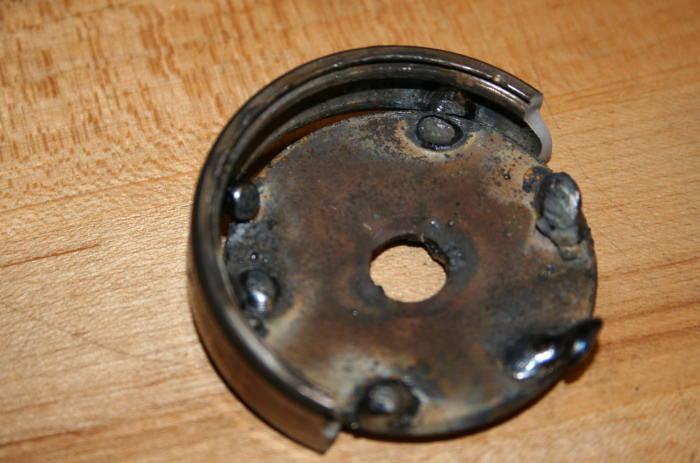 Snub's bearing