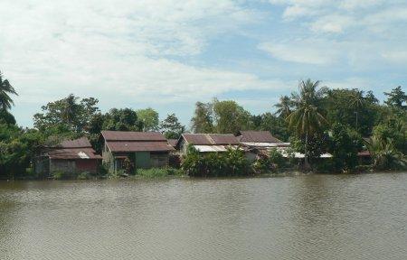 Quiet villages!