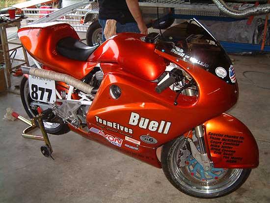 FMJ's bike