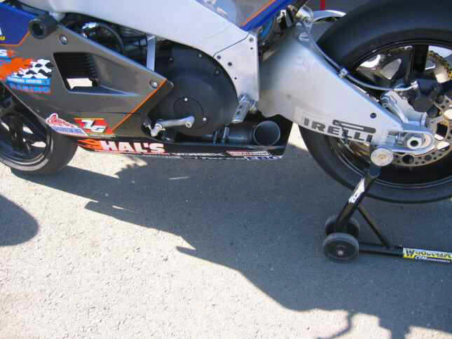 Buell forum archive through may 14 2004 for Kosco fuel