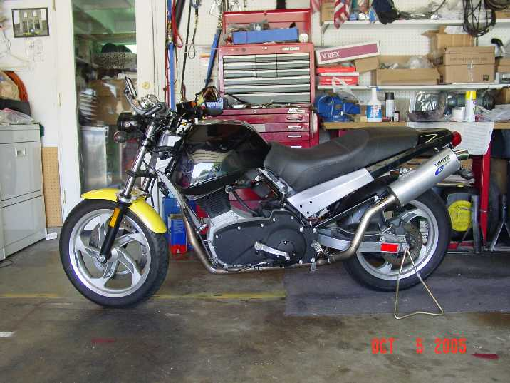 Buell Blast Motorcycle Forum - Archive through October 17