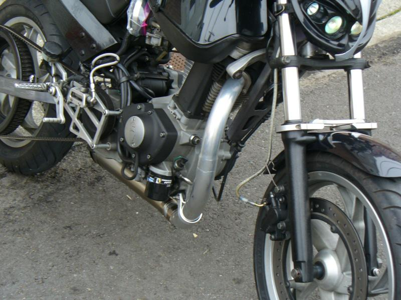 Buell Blast Motorcycle Forum - Engine - Exhaust System - BadWeB