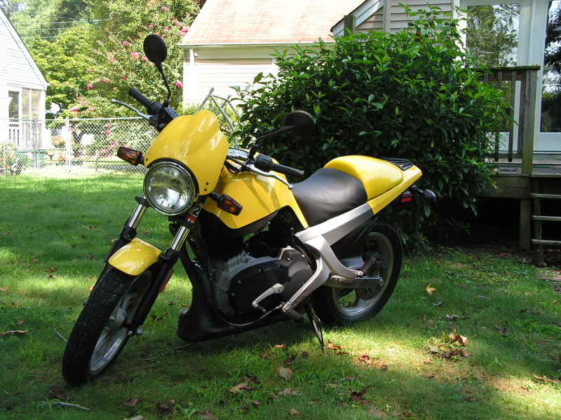 Buell Blast Motorcycle Forum - Archive through May 02