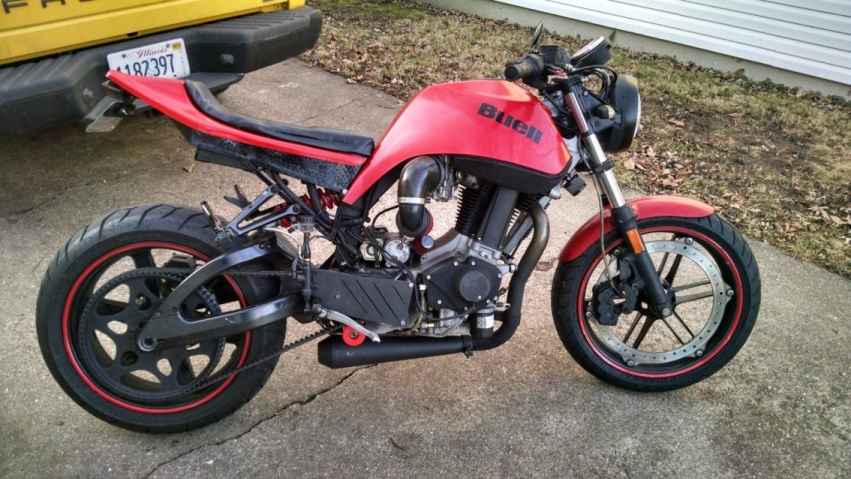 Buell Blast Motorcycle Forum - Archive through April 22
