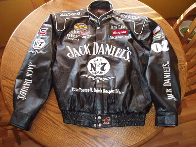 Jack daniels leather jackets