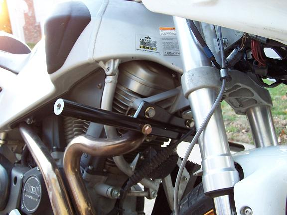 Buell Forum: XB Crash Cage