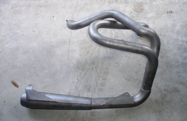Buell Forum: Force Exhaust for Tuber