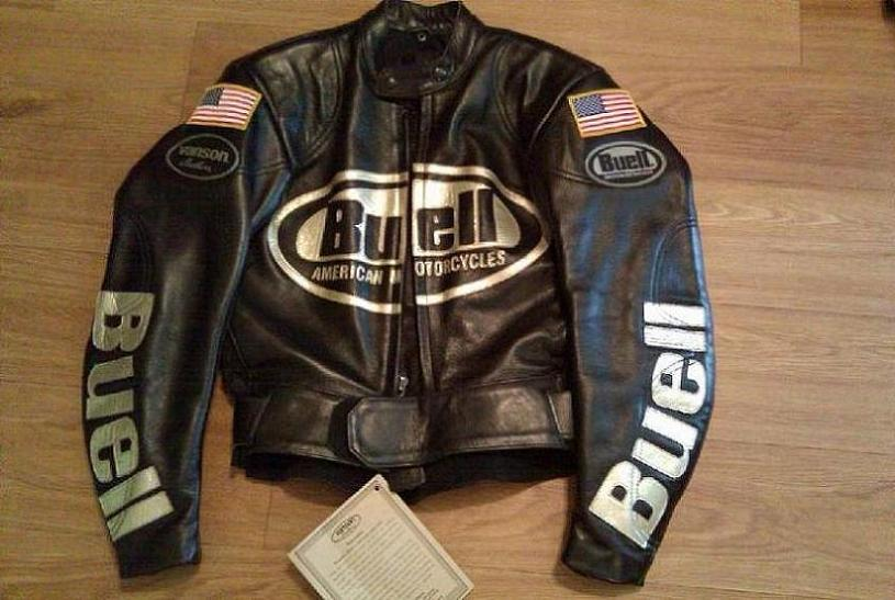 Buell Motorcycles For Sale >> Buell Forum: Vanson / Buell Womens Leather Jacket - For Sale