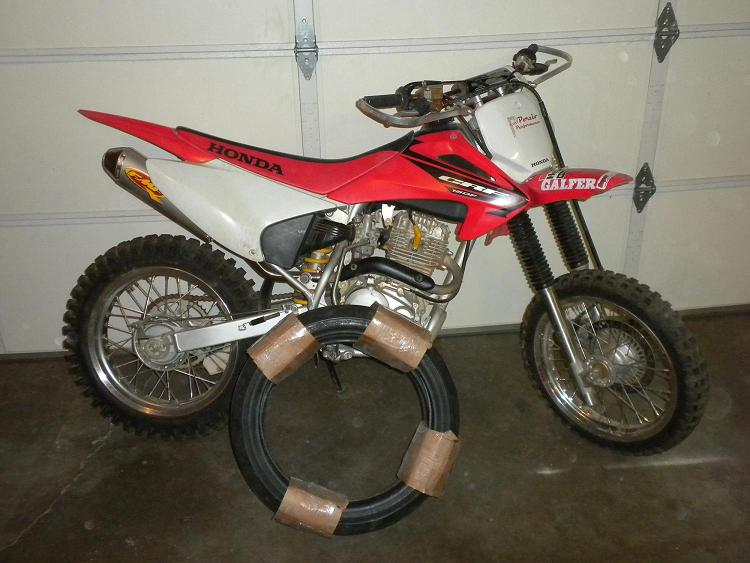 2005 Honda Crf150f Specs – Wonderful Image Gallery
