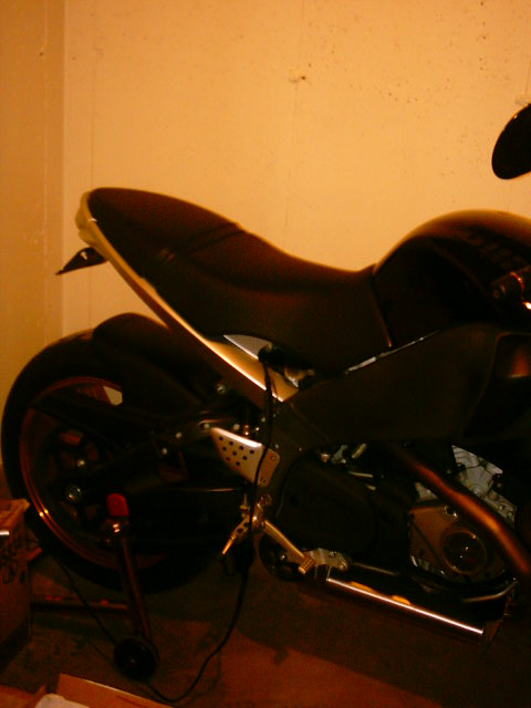 Buell Forum Wts 06 Buell Xb12ss Lightning With Extras