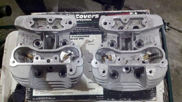 Buell Forum: REVOLUTION PERFORMANCE XB CYLINDER HEADS -STAGE 3