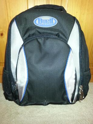 Buell Triple Tail bag
