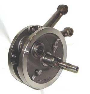 S1 Flywheel Assembly