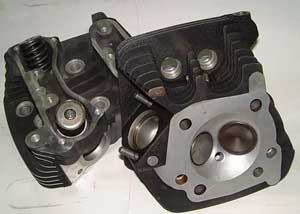 Stage 1 Ported Heads