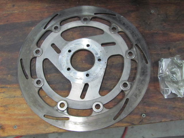 front rotor 2