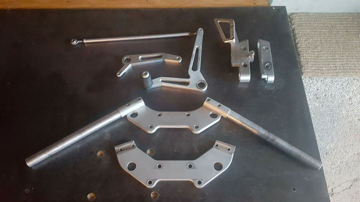 rearsets bars