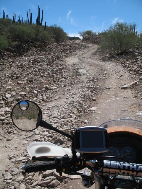 XB in Baja