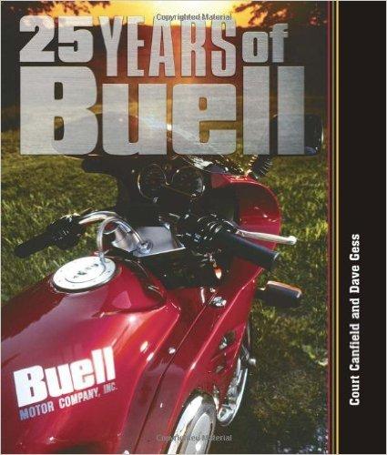 Buell 25 Book