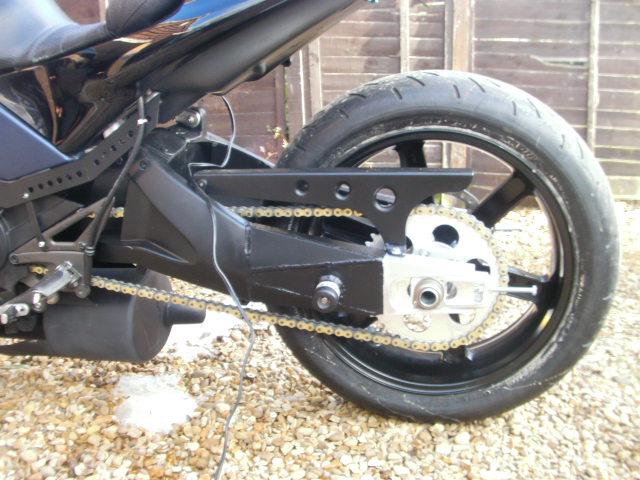 Buell 1125 Conversion – Idea di immagine del motociclo