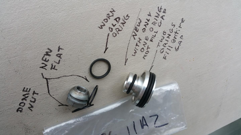 O ring clutch 1