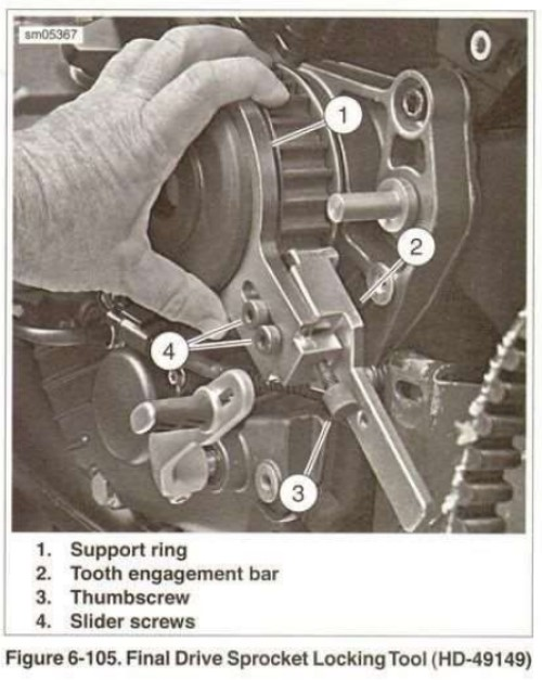 sprocket tool 2