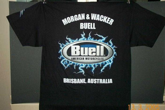 Buell Motorcycle Forum: Buell T Shirt