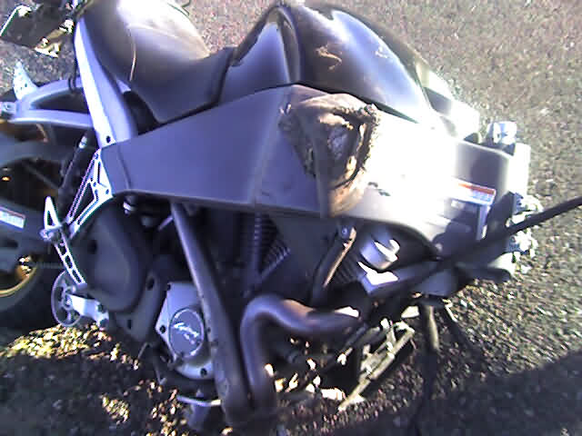 Buell Motorcycle Forum: XB Crash Cage