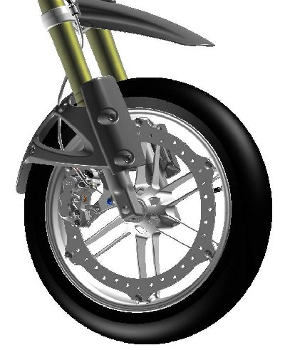 Buell Motorcycle Forum: Uly front fender on a CityX