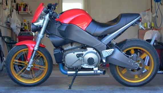 Buell Motorcycle Forum: Tell me about your Drummer SS or D&D?