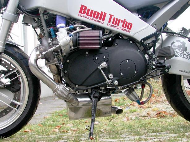 Turbo Buell Blast – Idea di immagine del motociclo