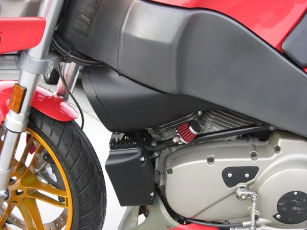 Buell Motorcycle Forum: Catch Can with Breather