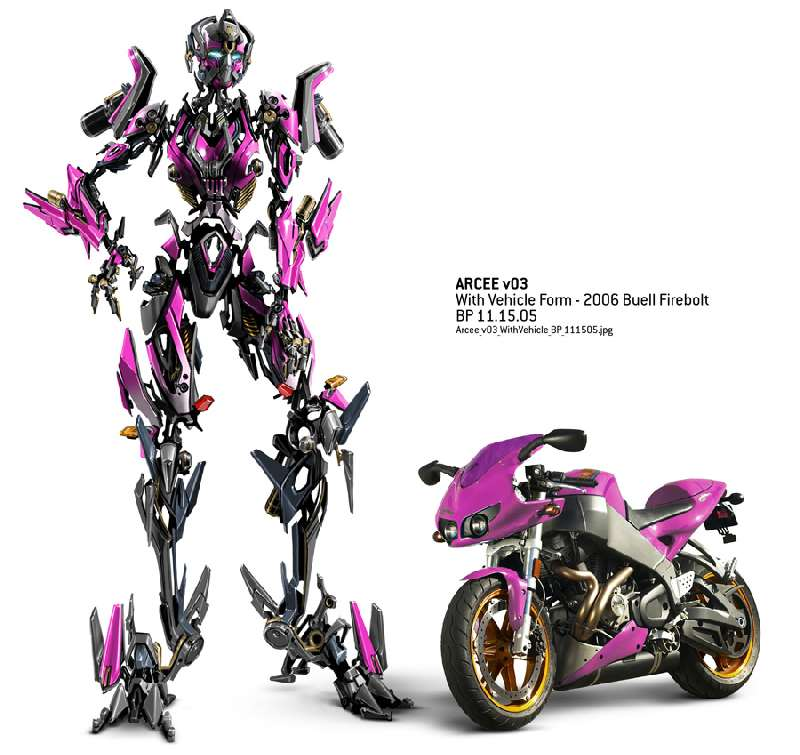 Nah its just a new transformer from Transformers 2.