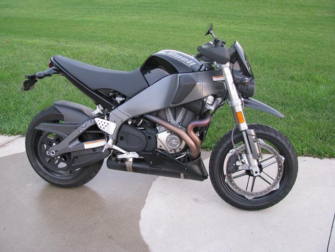 Buell Motorcycle Forum: XB12SS vs STT