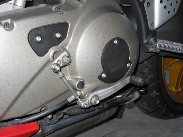 Buell Motorcycle Forum: GP Shift Revisited