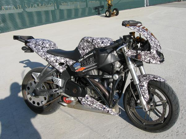 Buell Motorcycle Forum Trackwrap On An XB - Vinyl skins for motorcycles