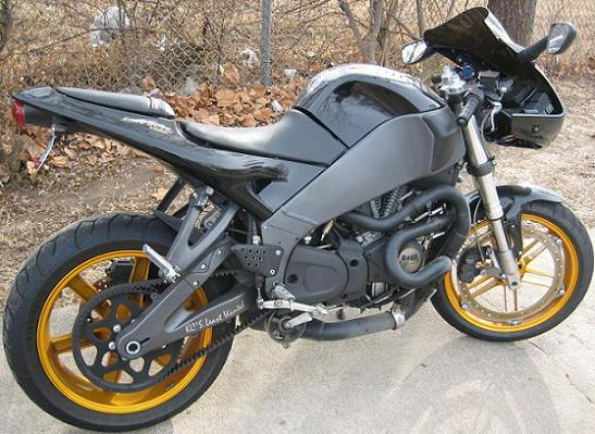 Buell Motorcycle Forum: Force Exhaust    Anyone?