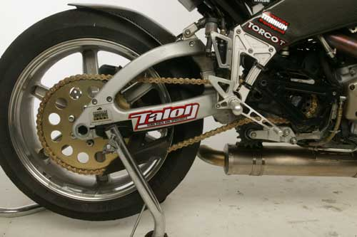 Buell Motorcycle Forum: Chain drive
