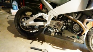 Buell Forum: Chain tensioner that works good