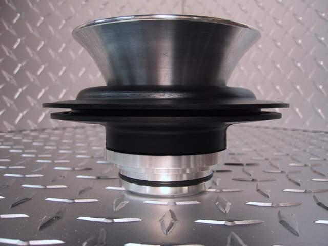 Buell Motorcycle Forum: Custom Aluminum Velocity stack for XB9
