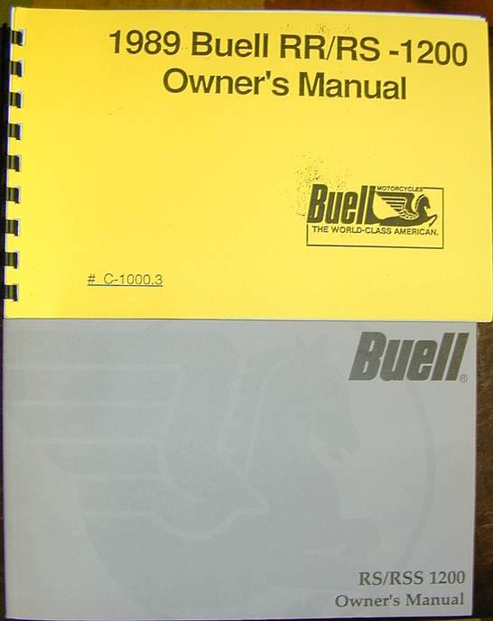 RS-1200 Manuals: 89-93