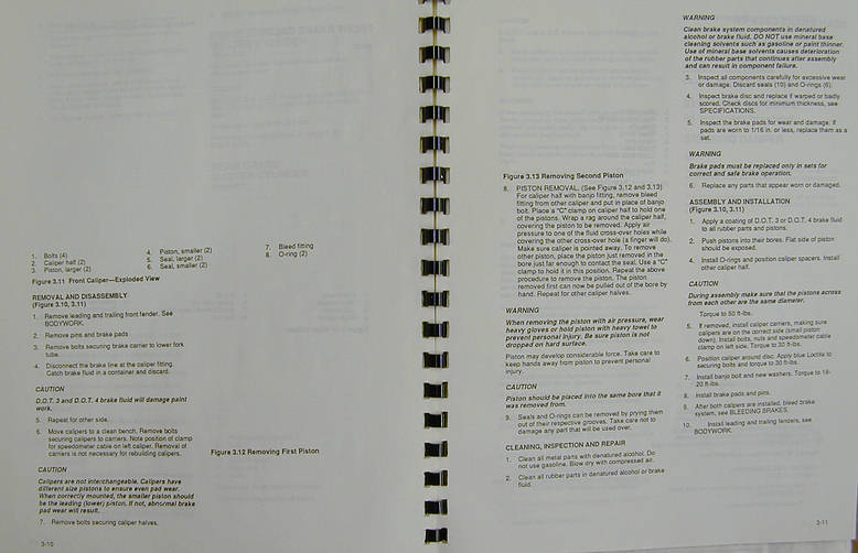 1990 RS Service Manual
