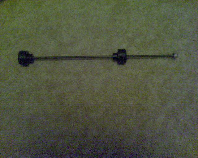 rear axle slider