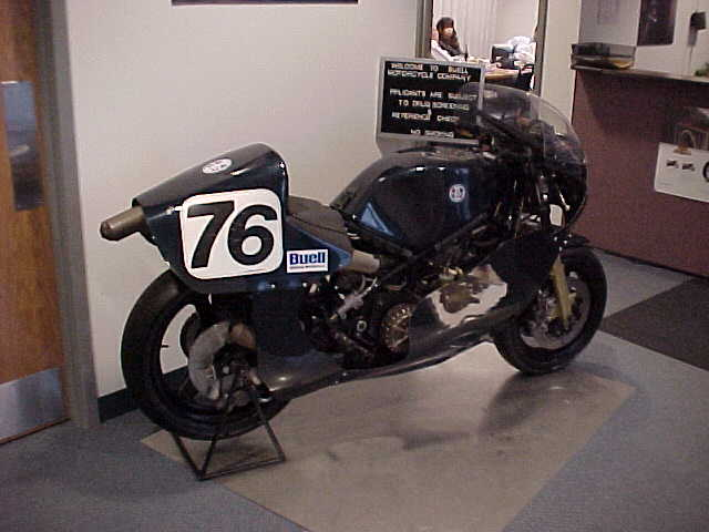 the original Buell