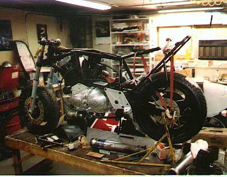 RR1200 under construction