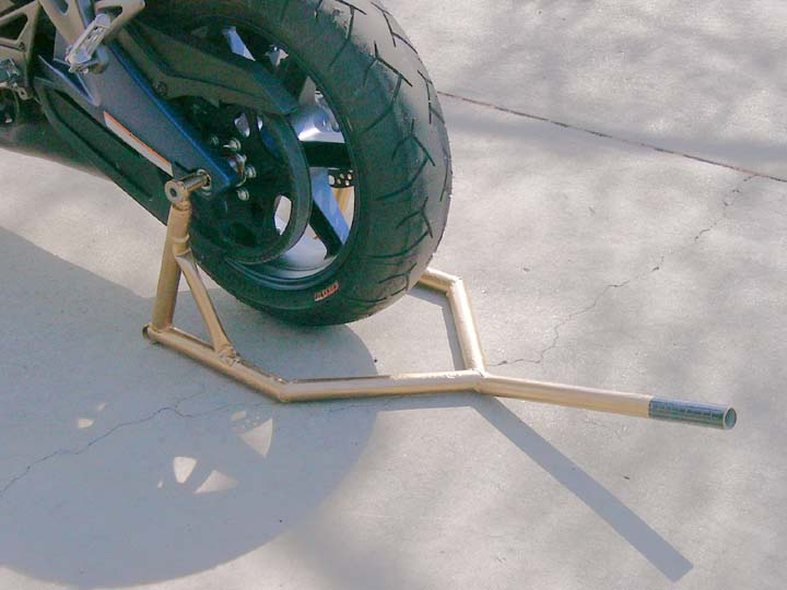 Buell Forum Building Your Own Bike Stand