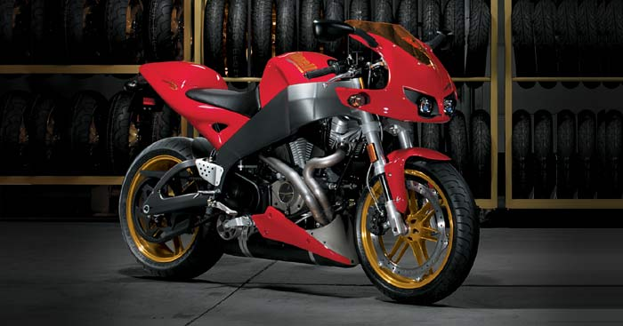 the Buell that really hooked me was when they came out with the XB12R in