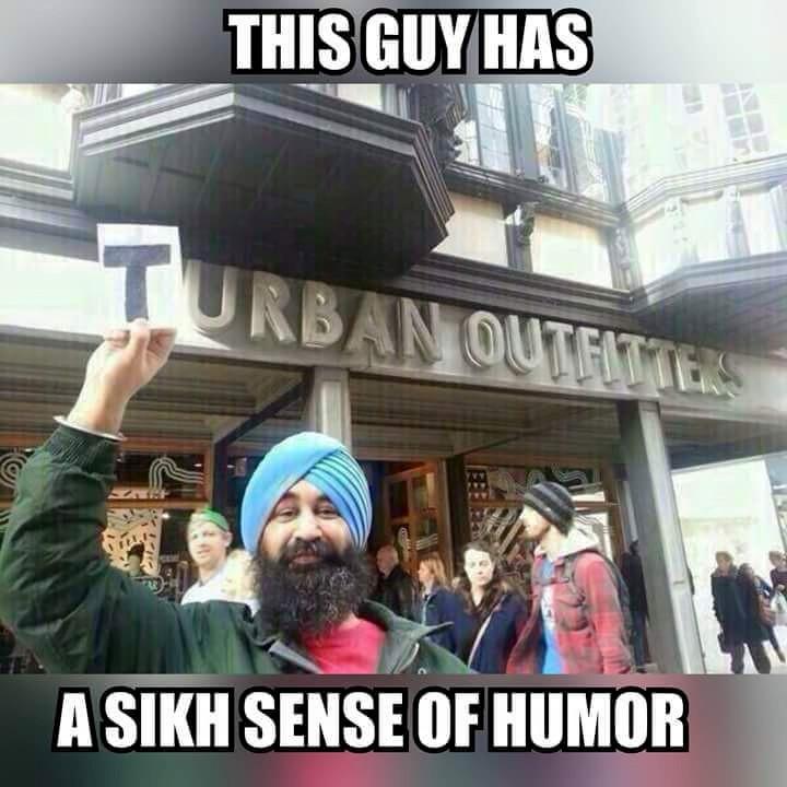 Sikh humor