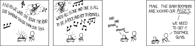 classic, from XKCD.com