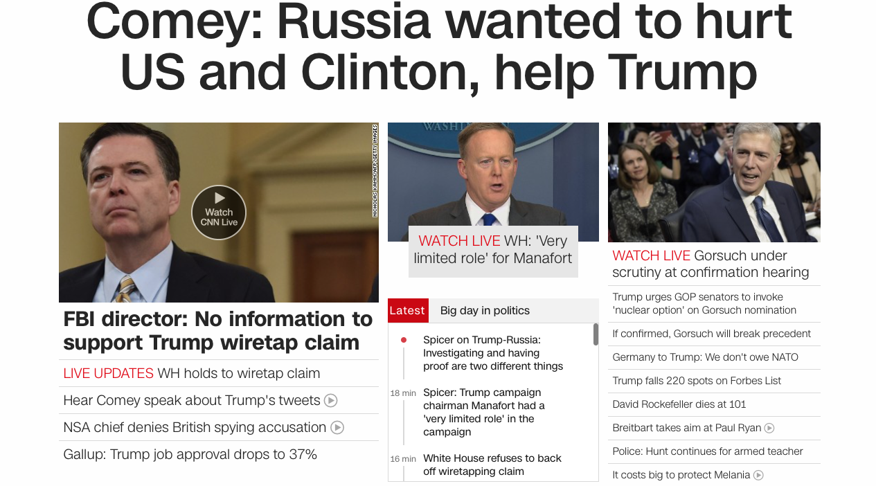 CNN Headline
